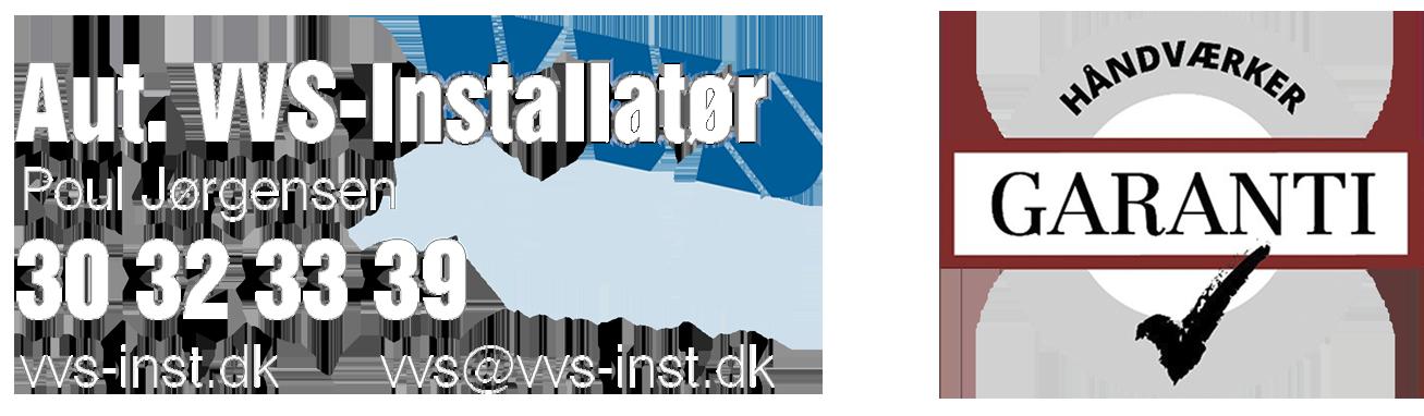 Vvs installatør Poul Jørgensen